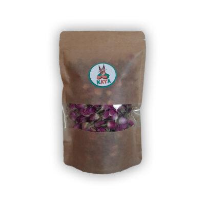 غنچه گل محمدی خشک ارگانیک