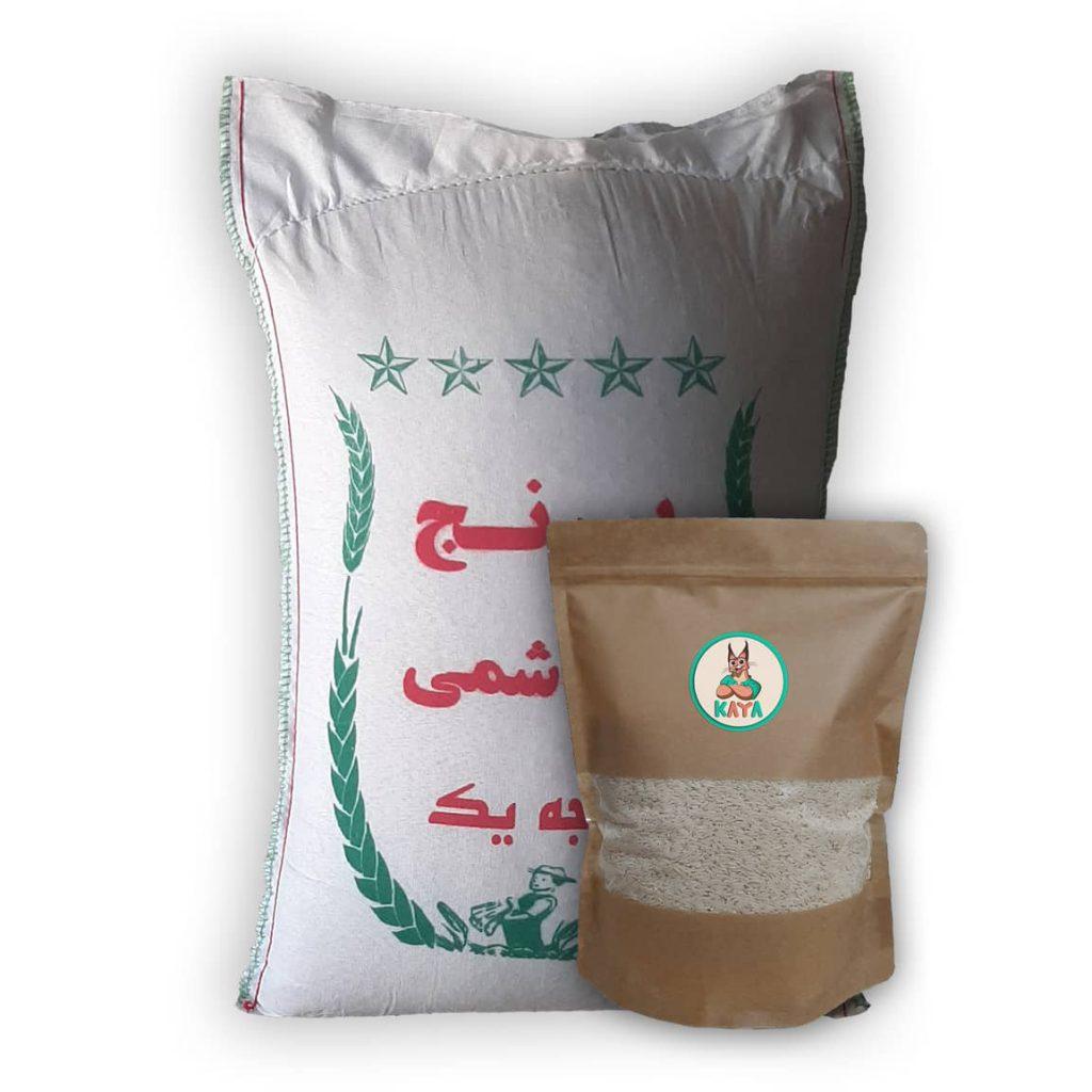 خرید برنج طارم در ترکیه