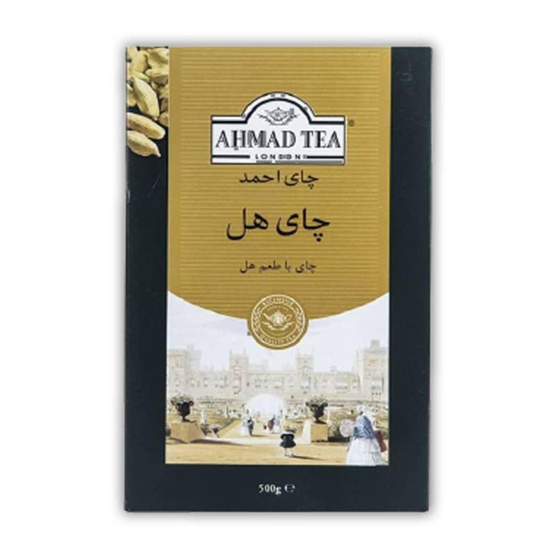 خرید چای احمد با طعم هل در ترکیه