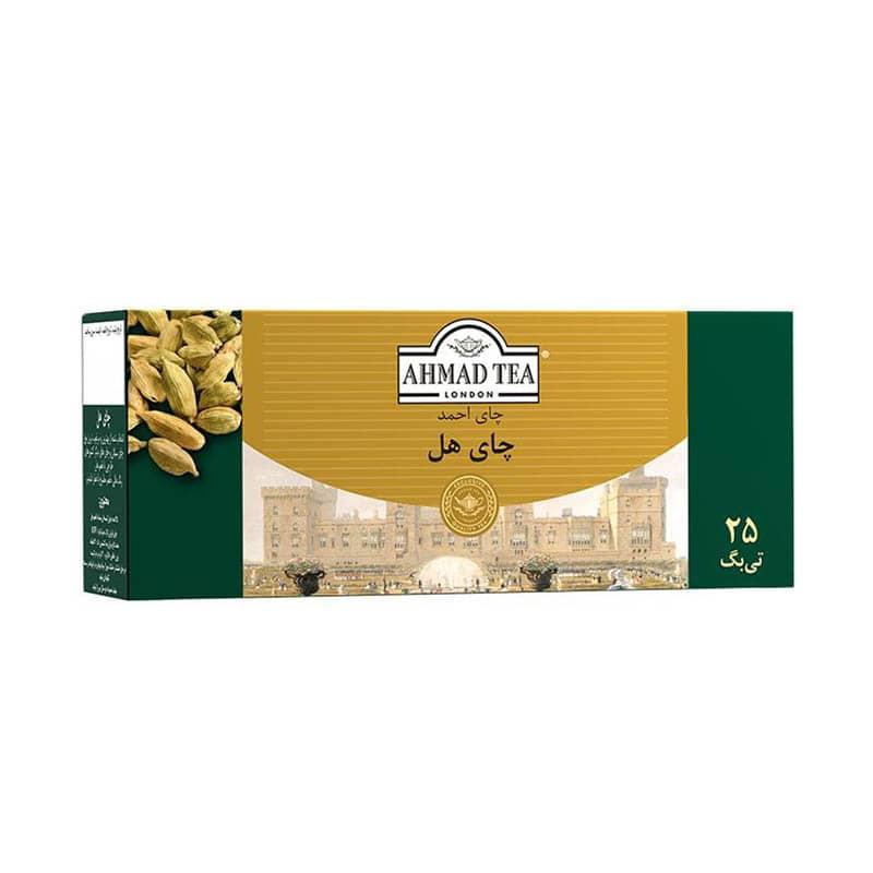 خرید چای کیسه ای احمد هل 25 عددی در ترکیه