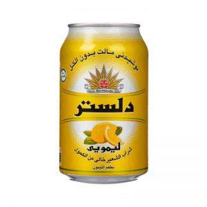 نوشیدنی لیمویی دلستر 330 گرمی