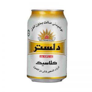 نوشیدنی مالت دلستر 330 گرمی