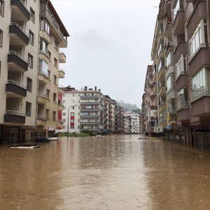 سیل در ترکیه