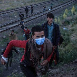 بازداشت مهاجران ایرانی